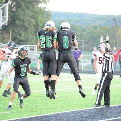 Clear Fork earns first win with 35-14 beating of Marion Pleasant