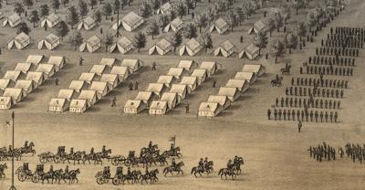 Camp Buckingham in Mansfield
