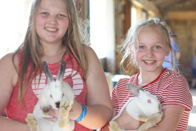 GALLERY: First day of 2020 Richland County Fair