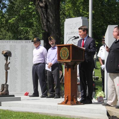 GALLERY: Ashland's Memorial Day Ceremony 2020