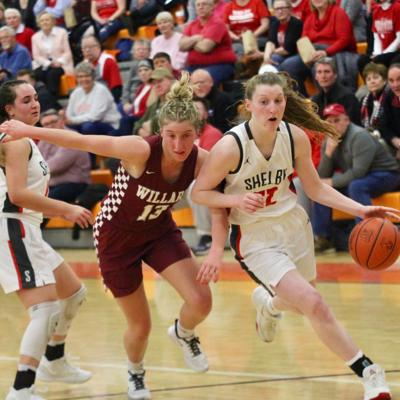 Leader of the Pack: Randall guides Whippets to another MOAC crown