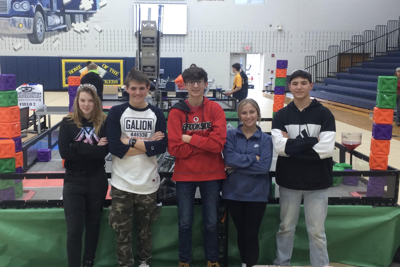 Galion robotics team advances to state tournament