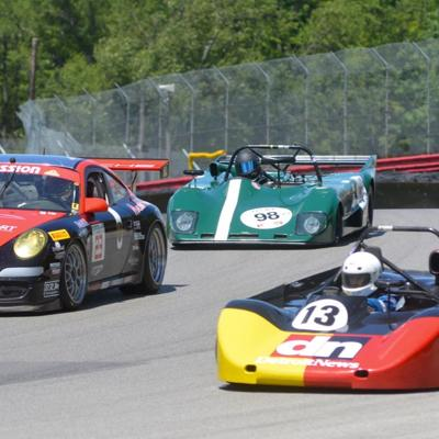 Mid-Ohio Sports Car Course to host 39th annual Vintage Grand Prix weekend