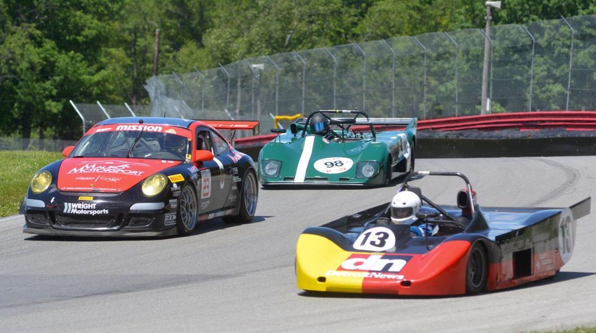 SVRA returns to Lexington for Vintage Grand Prix of Mid-Ohio | Local ...