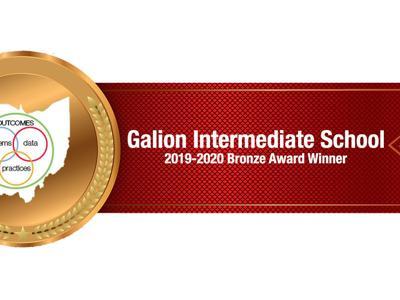 Galion Intermediate School earns award for positive behaviors programs