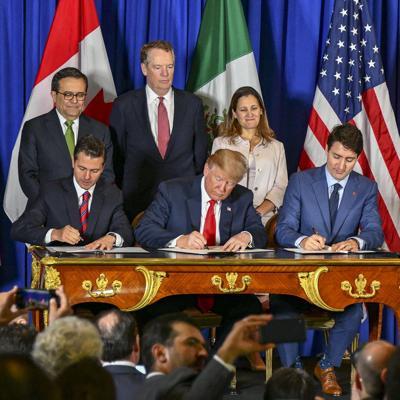 Portman, Brown both praise passage of U.S.-Mexico-Canada trade agreement