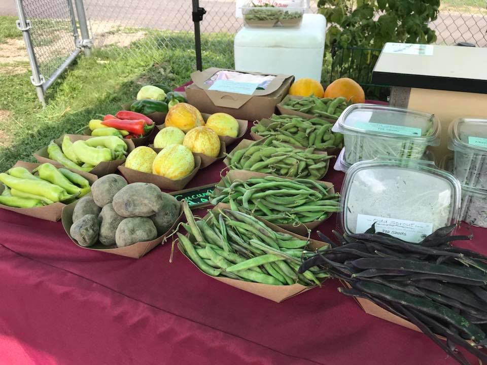 North End farmers market suspended for lack of produce