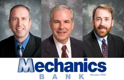 Mechanics Bank promotions