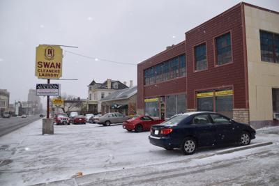 Land Bank eyes Swan Cleaners, hopes to take ownership soon