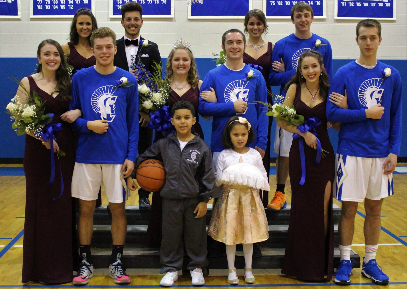 GALLERY: 2018 St. Peter's Homecoming Court
