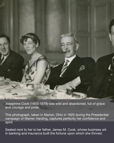 Josephine Cook in 1920