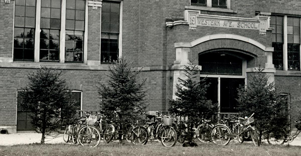Western Elementary 1934