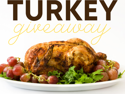 JPB Professional Marketing offers free turkey giveaway Nov. 20 from 11 a.m. to 3 p.m.