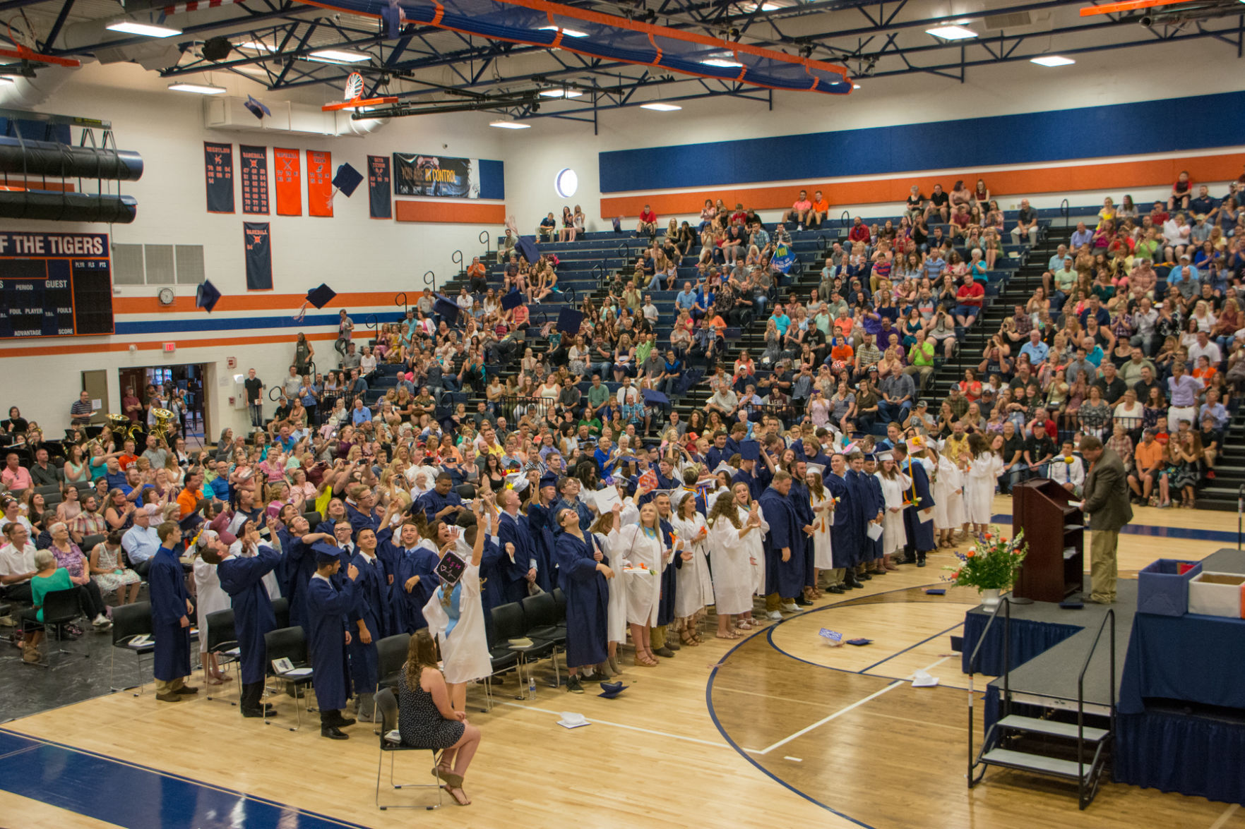 Galion High School Graduation