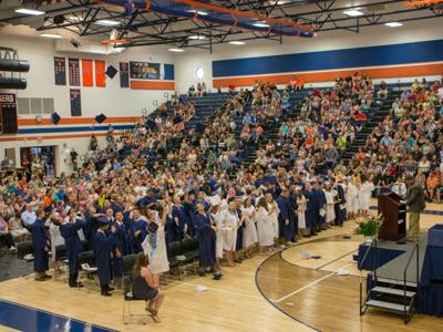 Galion High School Graduation
