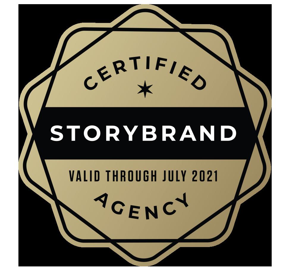 Source Brand Solutions StoryBrand badge