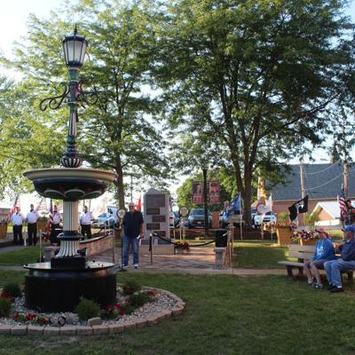 Plymouth restores, rededicates Veterans Park