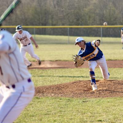 In Command: Wooster ace fires five-inning no-hitter at Lex