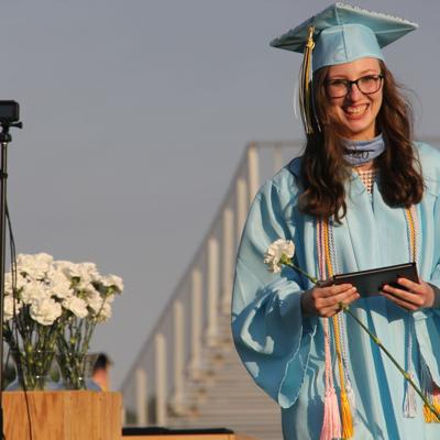 GALLERY: Hillsdale High School Graduation 2020