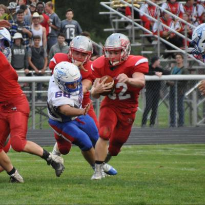 Loudonville uses stellar second quarter to breeze past Danville