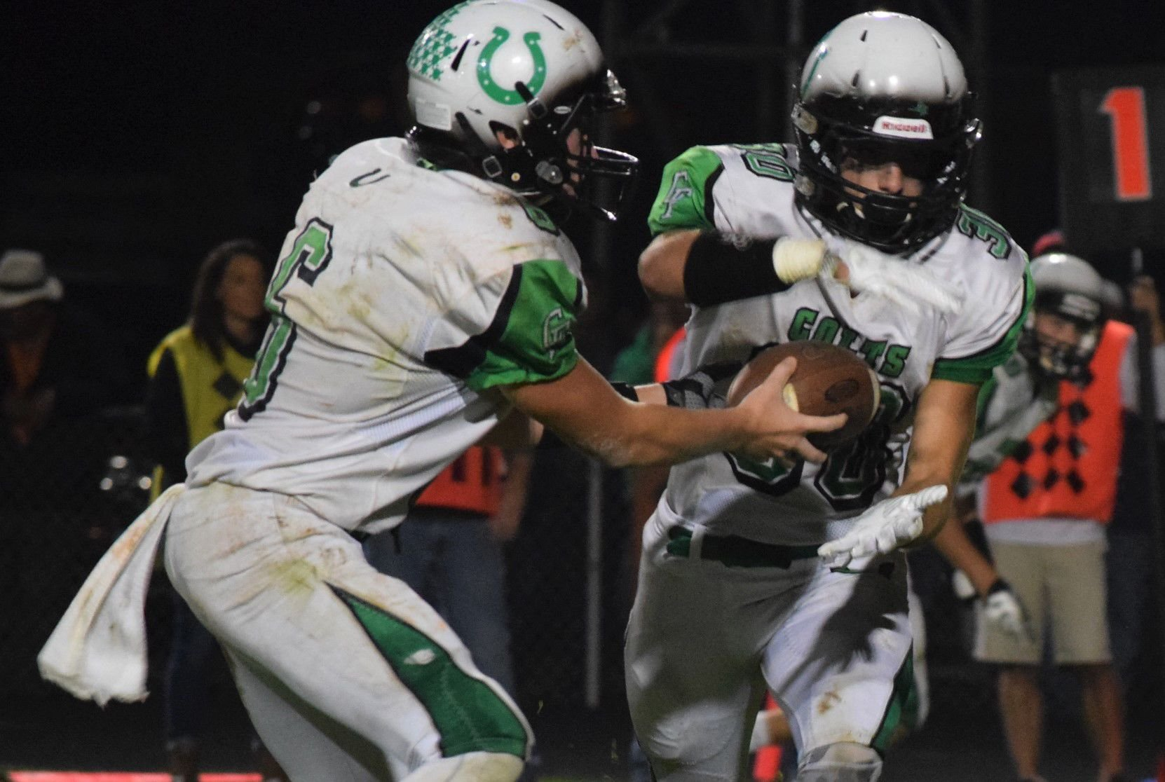 High school football: Clear Fork at Galion