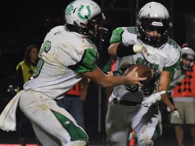 High school football: Clear Fork at Galion