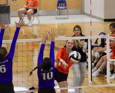 In The Swing: Galion ace headlines all-star volleyball squad
