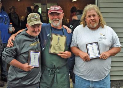 Bratwurst Festival honorees