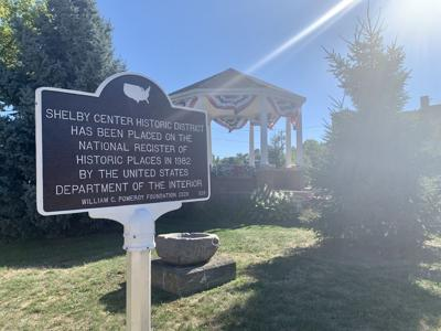 Shelby Center Historic District