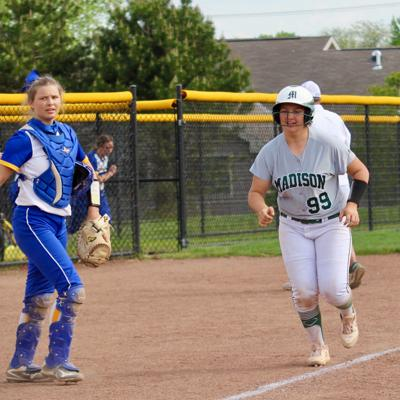Madison tops Ontario to reach district final