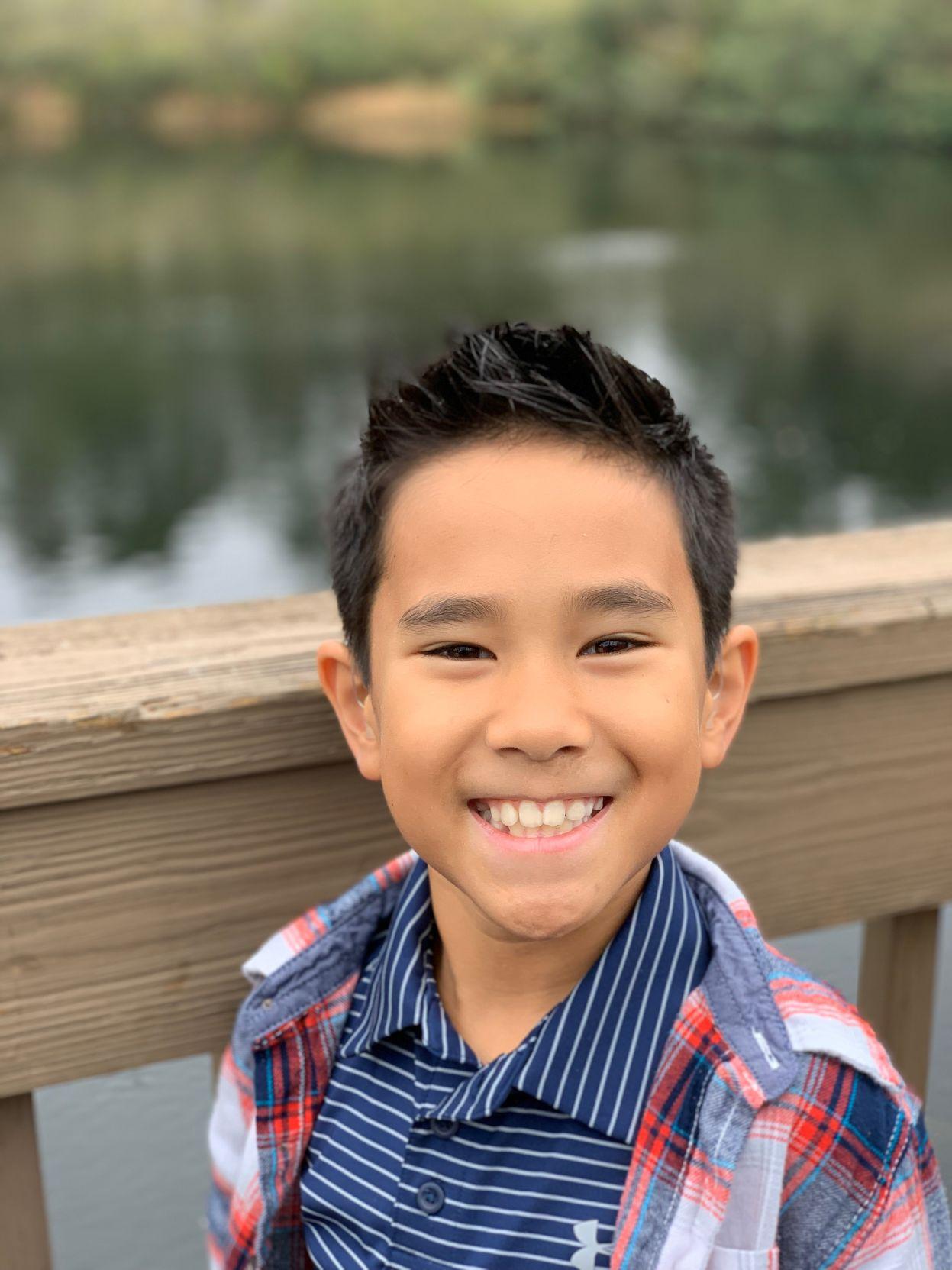 Mansfield nonprofit gifts Florida boy wish list trip, family pays it forward to Ohio boy
