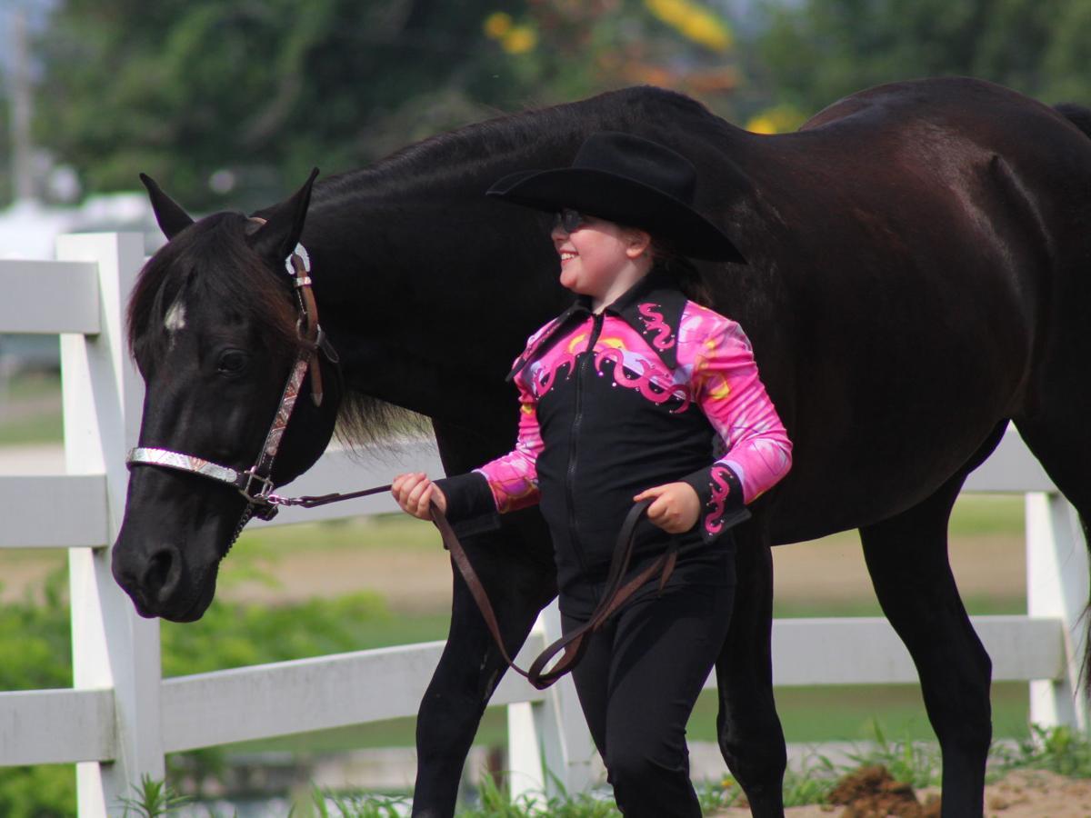 Crawford Co. Fair's 4-H Horse Show teaches discipline, teamwork