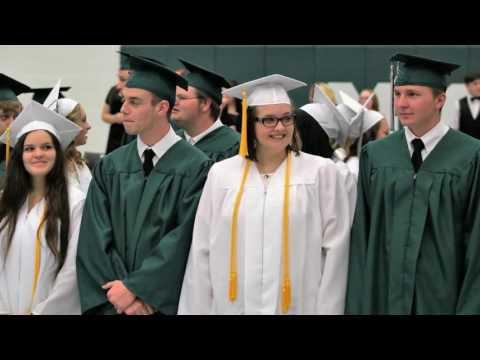 Madison High School 2016 Graduation