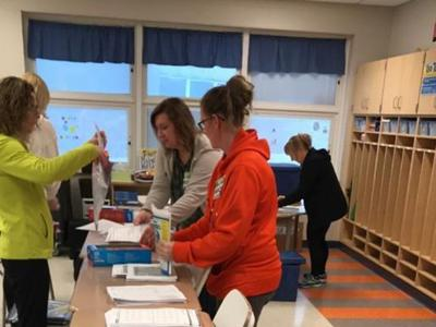 Galion teachers working to keep students on task