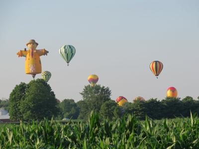 Ashland BalloonFest committee reschedules flyover for August