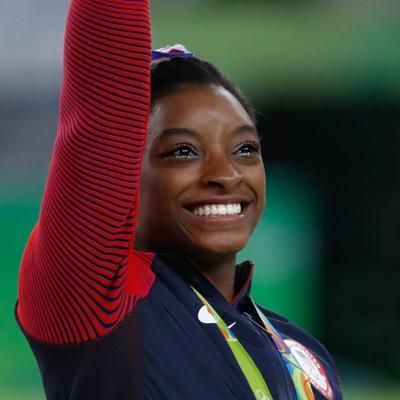 Ohio native Simone Biles is the most decorated world champion American gymnast