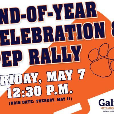 Galion Schools celebration set for May 7