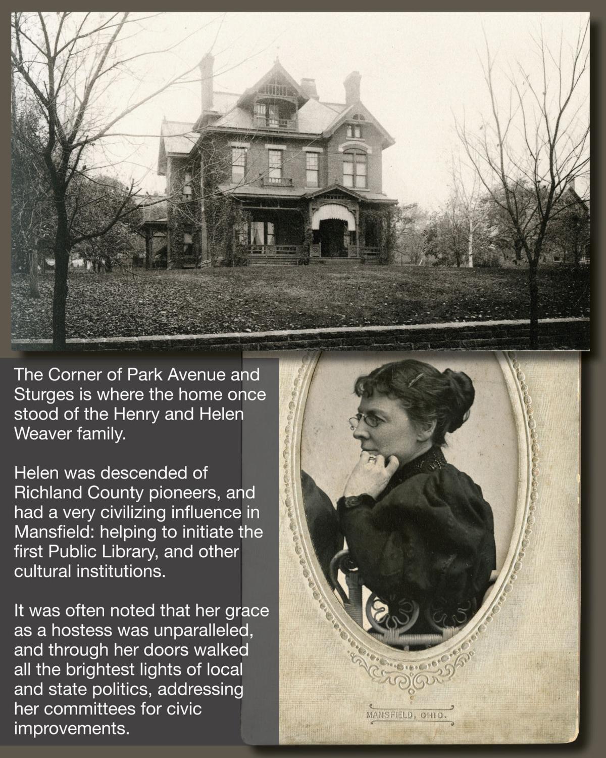 Weaver residence