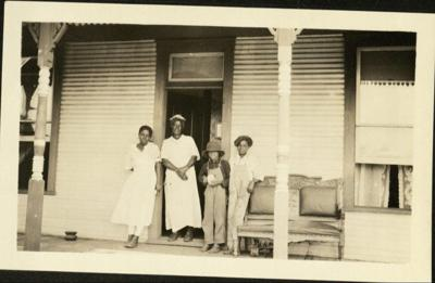 Gist Settlement was established by freed slaves in 1820s