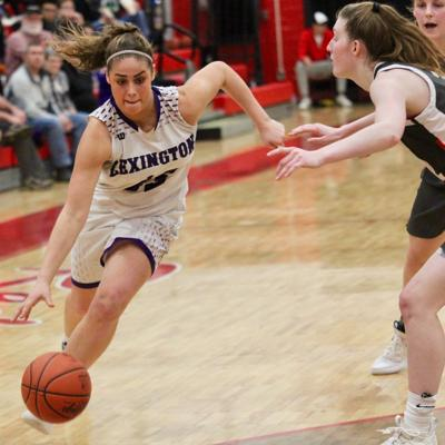 On The Mend: Lexington's Stover rounding into form after knee injury