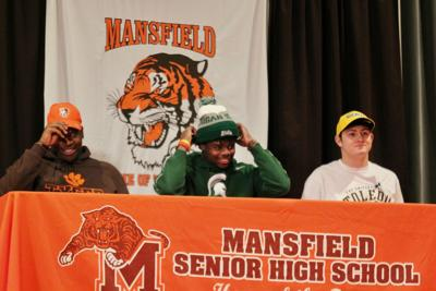 All in the Family: Mansfield Senior's terrific trio makes it official