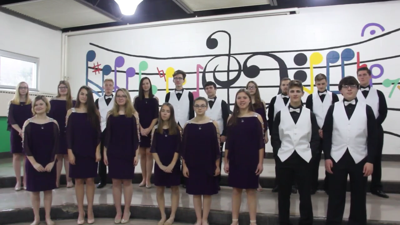 Choral Countdown to Christmas: Clear Fork High School