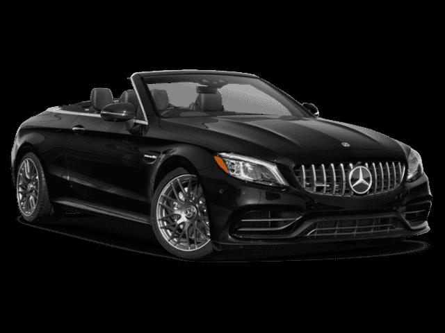 2020 Obsidian Black Metallic Mercedes-Benz C-Class