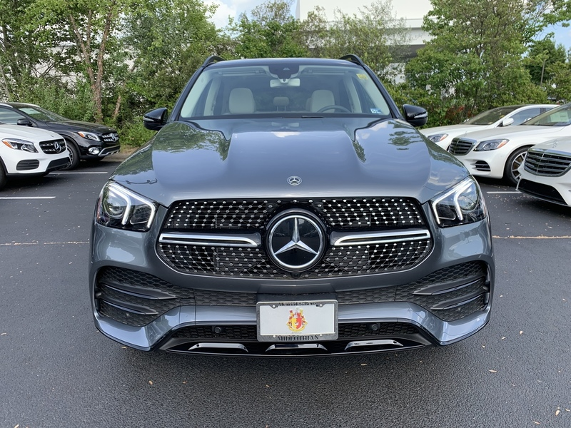 2020 Selenite Grey Metallic Mercedes-Benz GLE