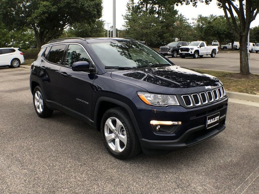 2020 Jazz Blue Pearl Coat Exterior Paint Jeep Compass Suvs Richmond Com