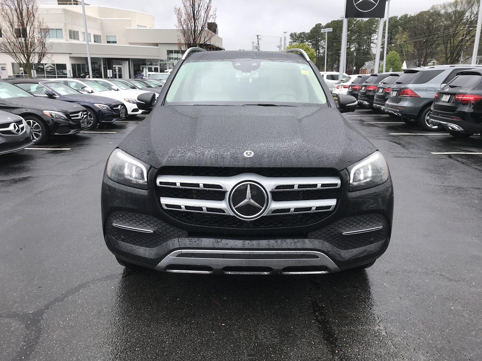 2020 Obsidian Black Metallic Mercedes-Benz GLS