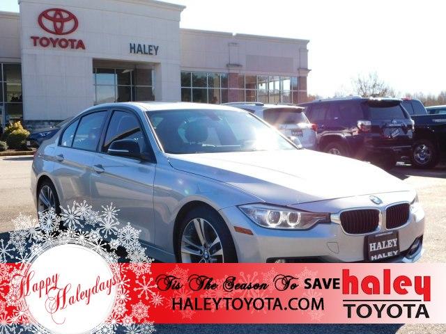2012 Silver BMW 3 Series   Sedans   richmond com