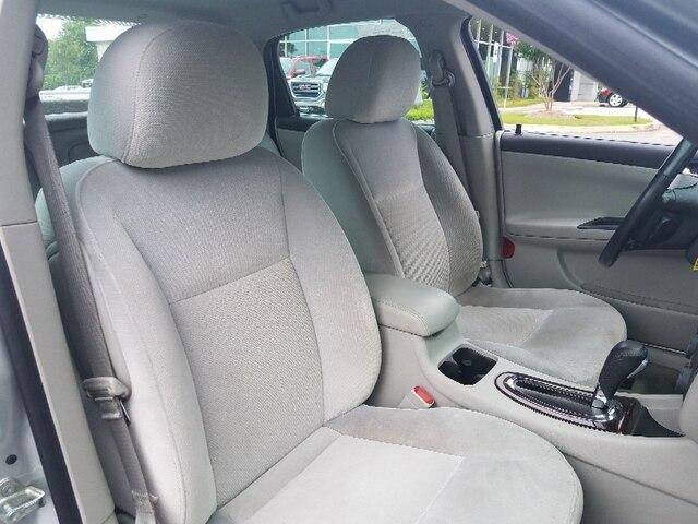 2012 Silver Ice Metallic Chevrolet Impala