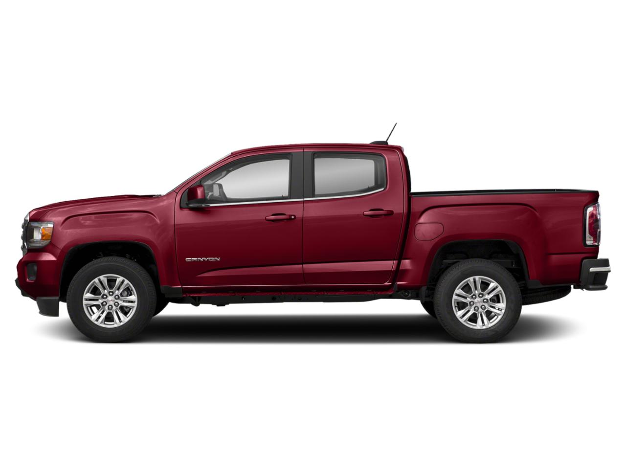 2020 Red Quartz Tintcoat GMC Canyon