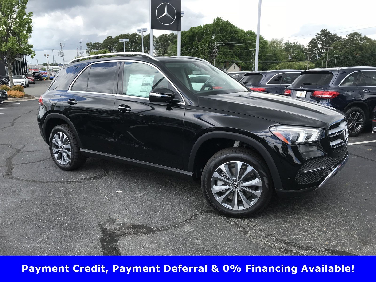 2020 Black Mercedes Benz Gle Suvs Richmond Com